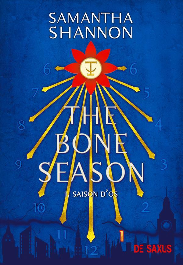 The bone season t.1 ; saison d'os