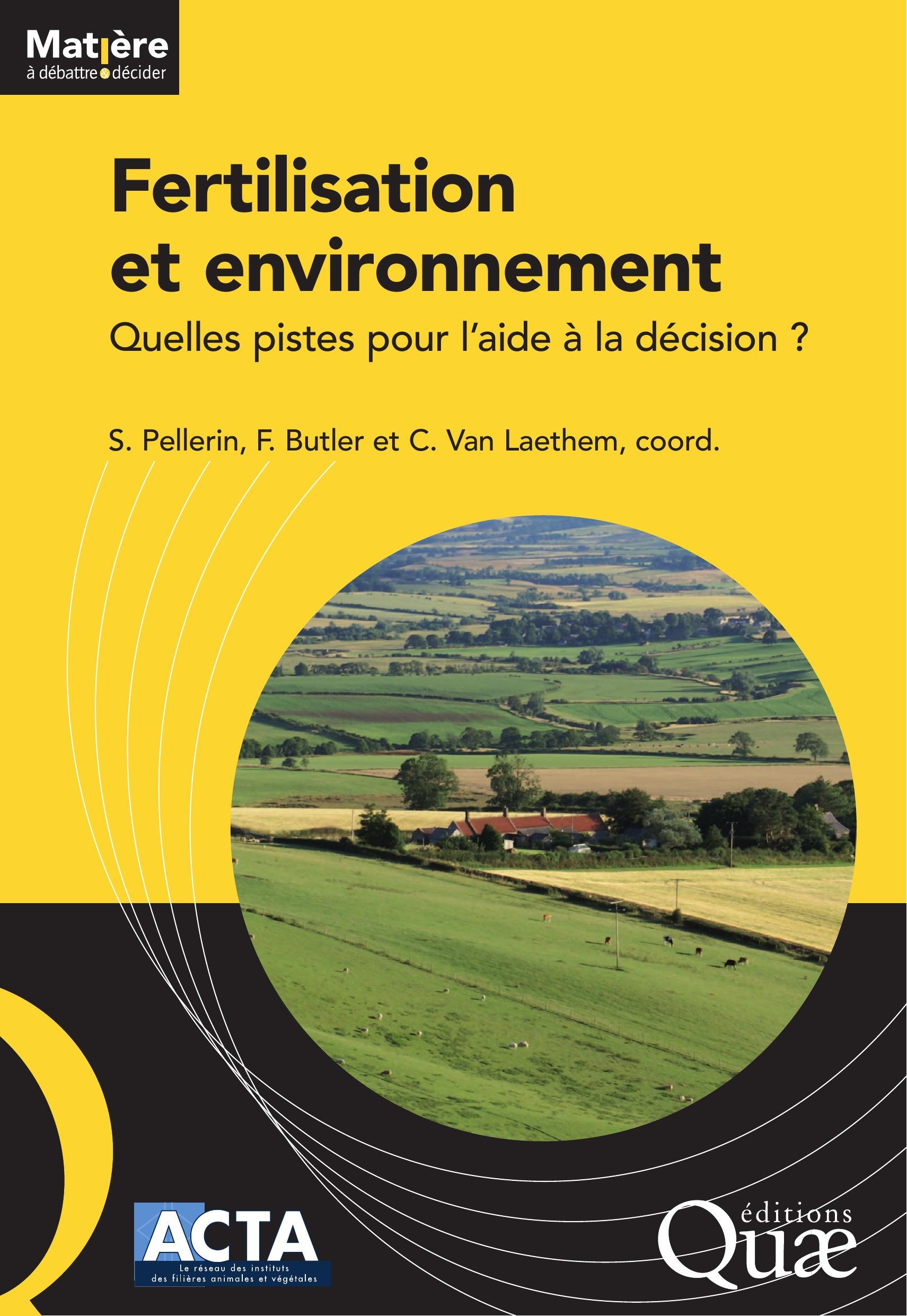 Fertilisation et environnement ; quelles pistes pour l'aide à la décision