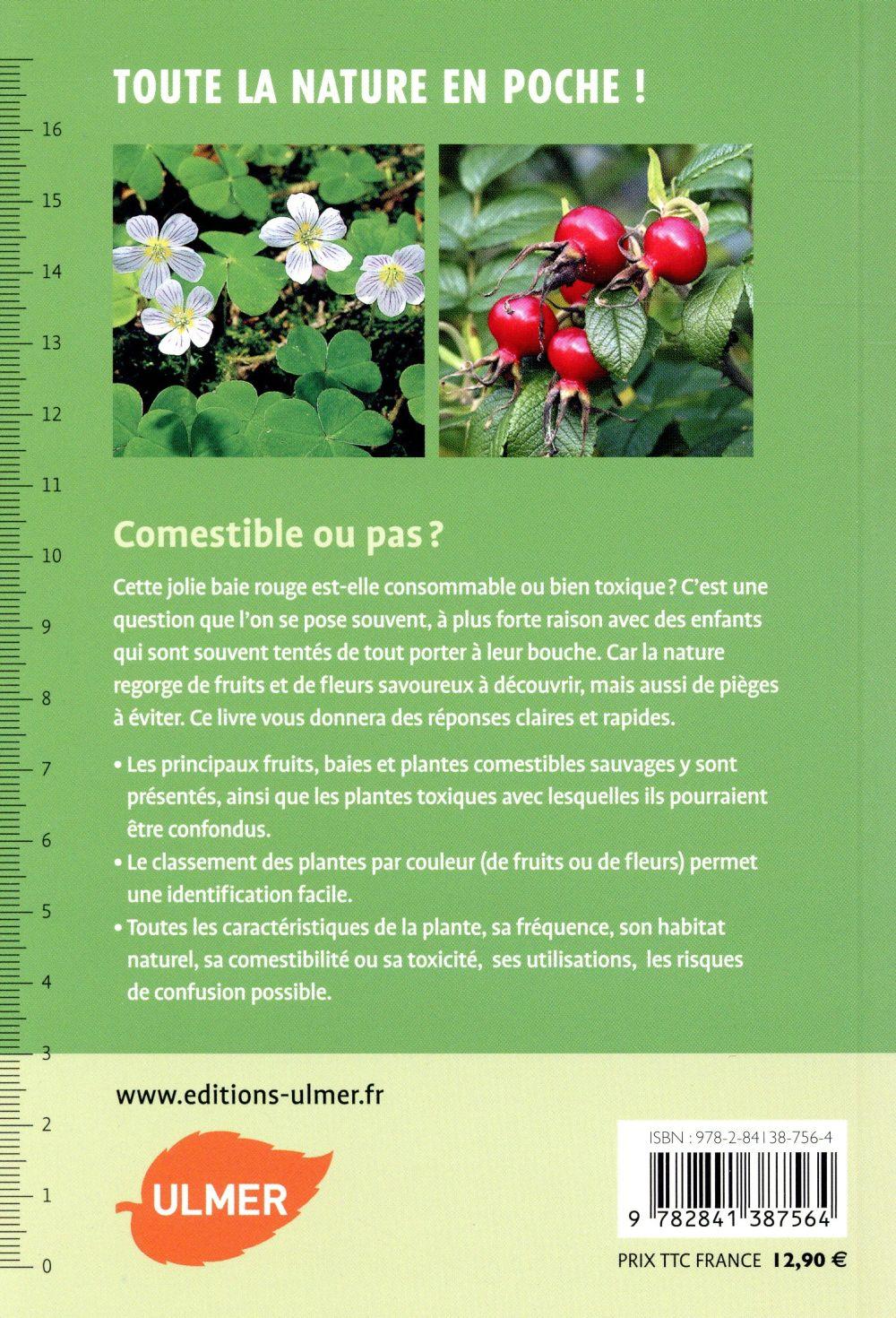 Plantes sauvages, comestibles et toxiques