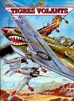 Les Tigres Volants T.4 ; Etoile Rouge
