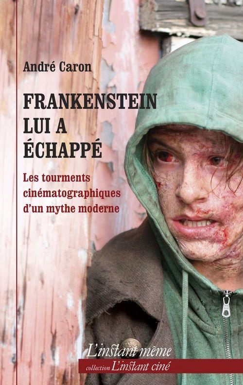 Frankenstein lui a echappe : les tourments cinematographiques