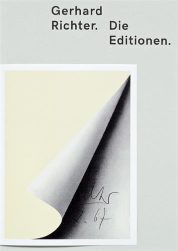 Gerhard richter die editionen /allemand