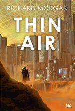 Couverture de Thin air