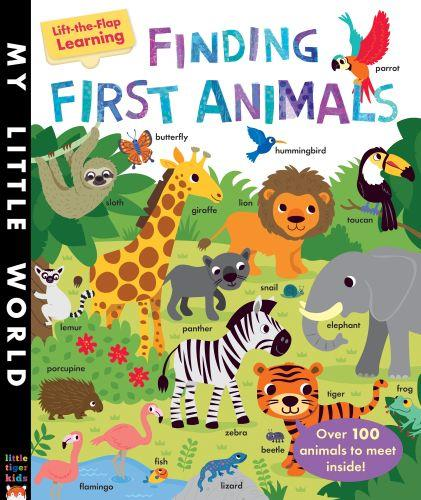 FINDING FIRST ANIMALS