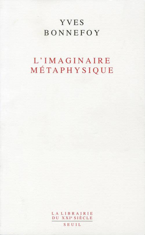Imaginaire Metaphysique (L')