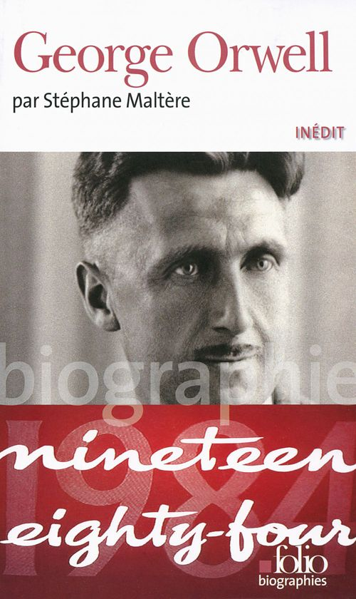 George Orwell  - Stéphane Maltère