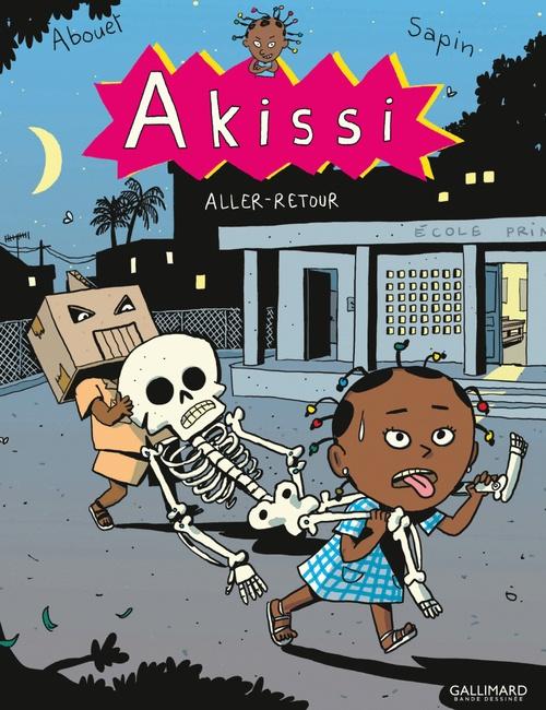 Akissi (Tome 9) - Aller-retour
