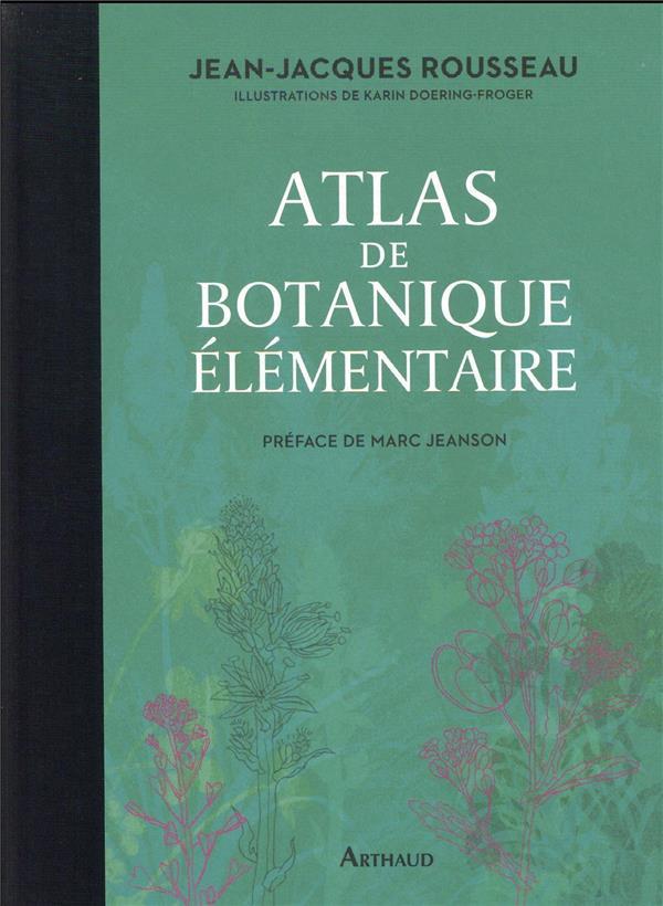Atlas de botanique elementaire