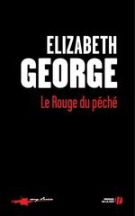 Vente Livre Numérique : Le rouge du péché  - Elizabeth George