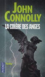 Couverture de La colère des anges