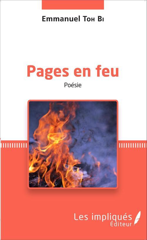 Pages en feu