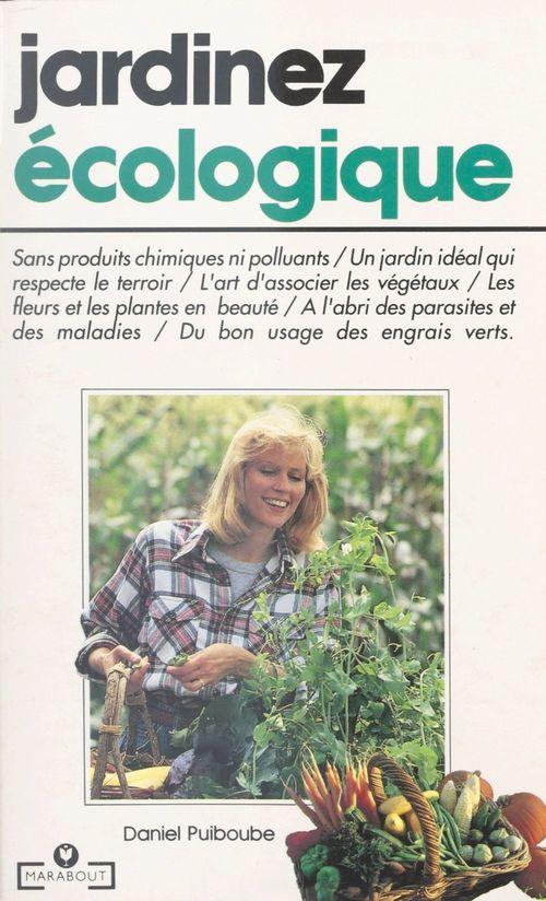Jardinez écologique