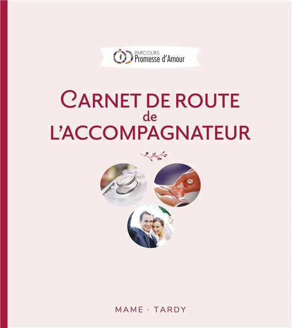 CARNET DE ROUTE DE L'ACCOMPAGNATEUR