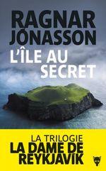 Vente Livre Numérique : L'île au secret - La dame de Reykjavík  - Ragnar Jónasson