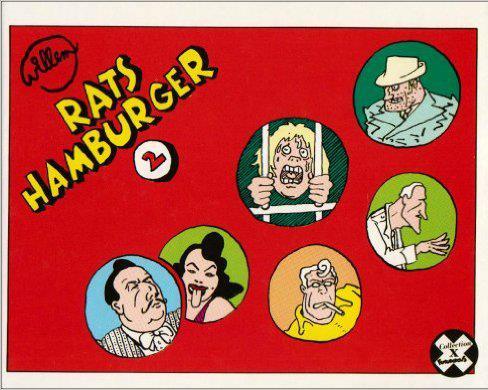 Rats Hamburger T.2
