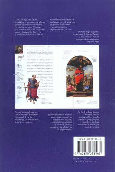 Les saints ; guide iconographique
