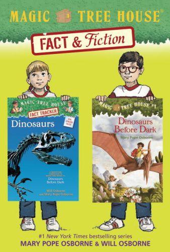 Magic Tree House Fact & Fiction: Dinosaurs