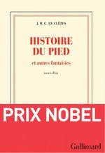 Vente EBooks : Histoire du pied et autres fantaisies  - J.M.G. Le Clézio