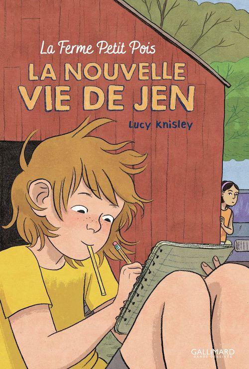 La nouvelle vie de Jen ; la ferme Petit Pois