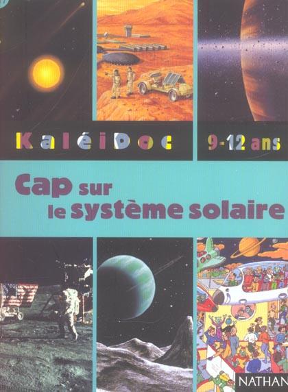 Cap sur le systeme solaire