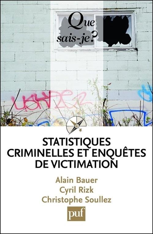 statistiques criminelles et enquête de victimisation