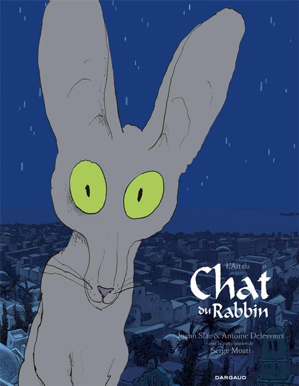 Le chat du rabbin ; le making-of