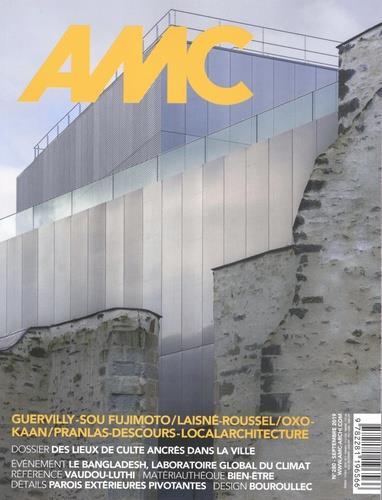 Revue amc n.280 ; le moniteur architecture
