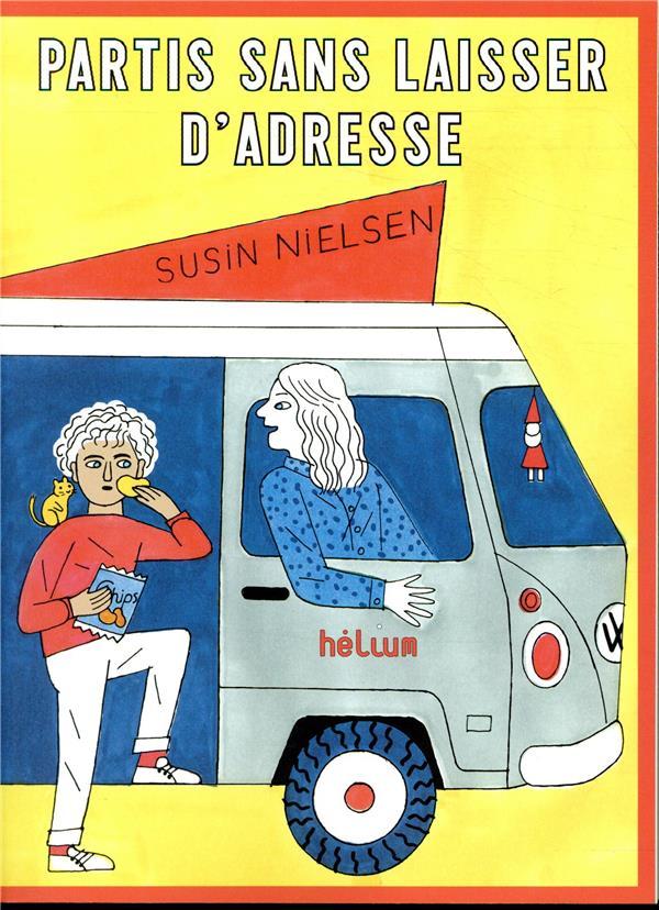 PARTIS SANS LAISSER D'ADRESSE
