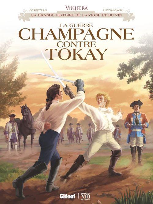 Vinifera - La Guerre Champagne contre Tokay  - Eric Corbeyran  - Jean-Jacques Dzialowski