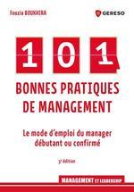 101 bonnes pratiques de management  - Fouzia Boukhira - Fouzia Boukhira