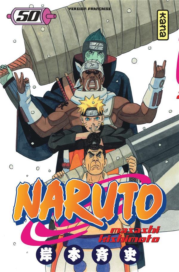 NARUTO - TOME 50 MASASHI KISHIMOTO