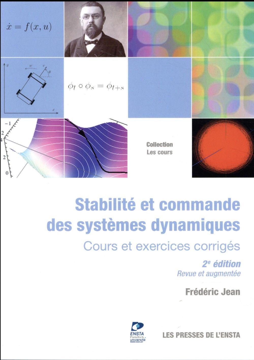 Stabilité et commande des systèmes dynamiques (2e édition)