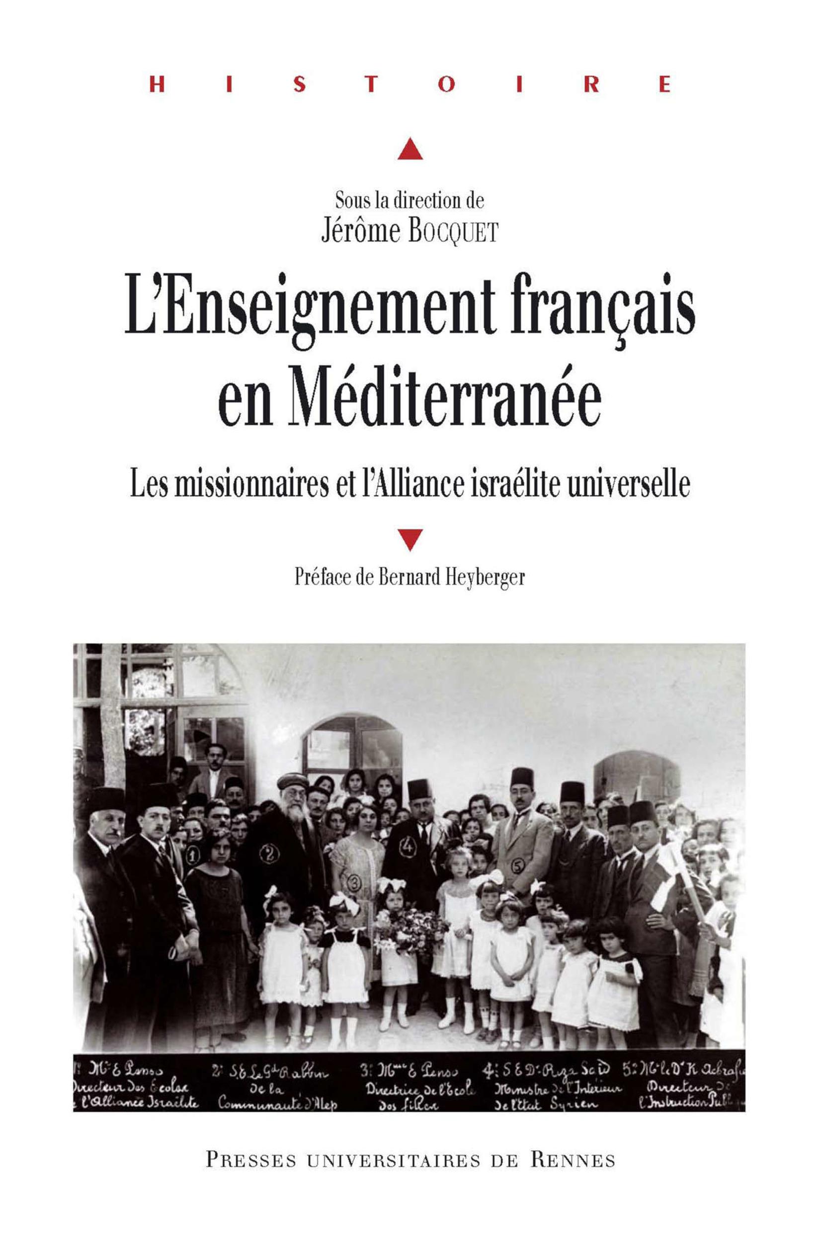 L´enseignement français en Méditerranée