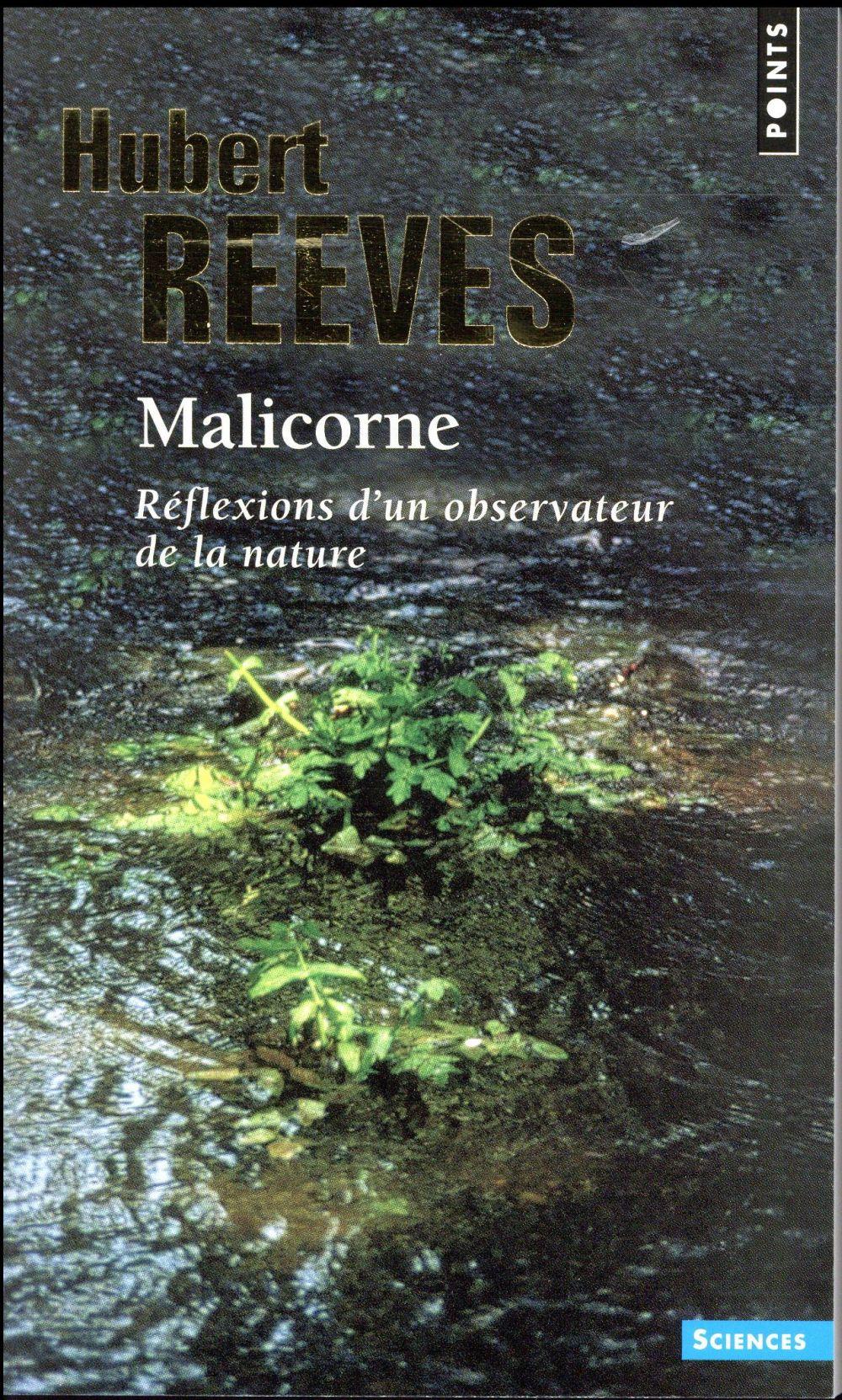 Malicorne ; réflexions d'un observateur de la nature