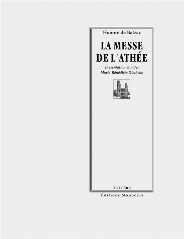 La messe de l'athée