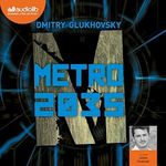 Vente AudioBook : Métro 2035  - DMITRY GLUKHOVSKY