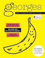 Couverture de Magazine Georges N 35 - Banane - Aout 2018