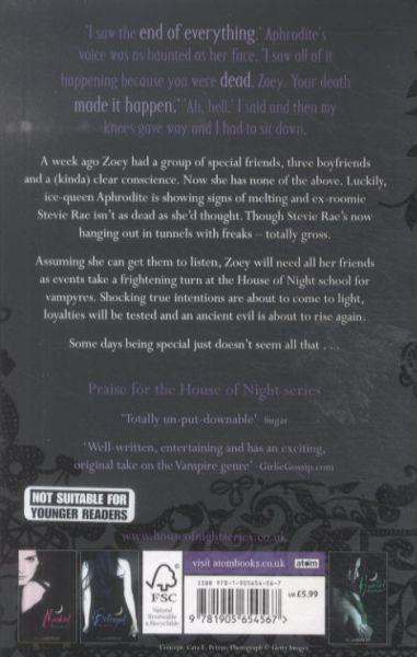 Untamed - the house of night vol 4