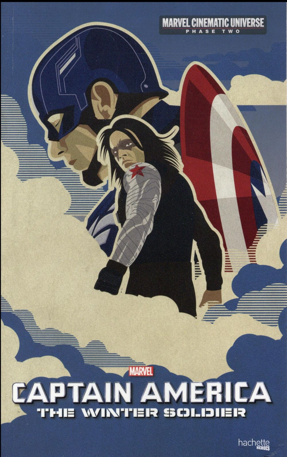 Marvel cinematic universe ; phase two ; captain America ; the winter soldier