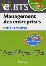 Vente Livre Numérique : E.BTS, Management des entreprises  - Jean-Bernard Ducrou