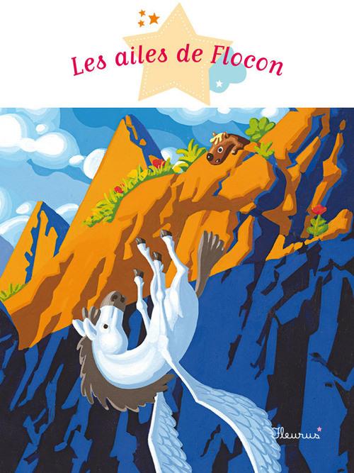 Vente EBooks : Les ailes de Flocon  - Agnès Laroche