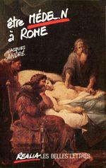 Vente EBooks : Être médecin à Rome  - Jacques ANDRÉ