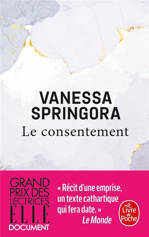 SPRINGORA, VANESSA - LE CONSENTEMENT