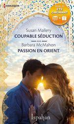 Vente EBooks : Coupable séduction - Passion en Orient  - Barbara McMahon - Susan Mallery