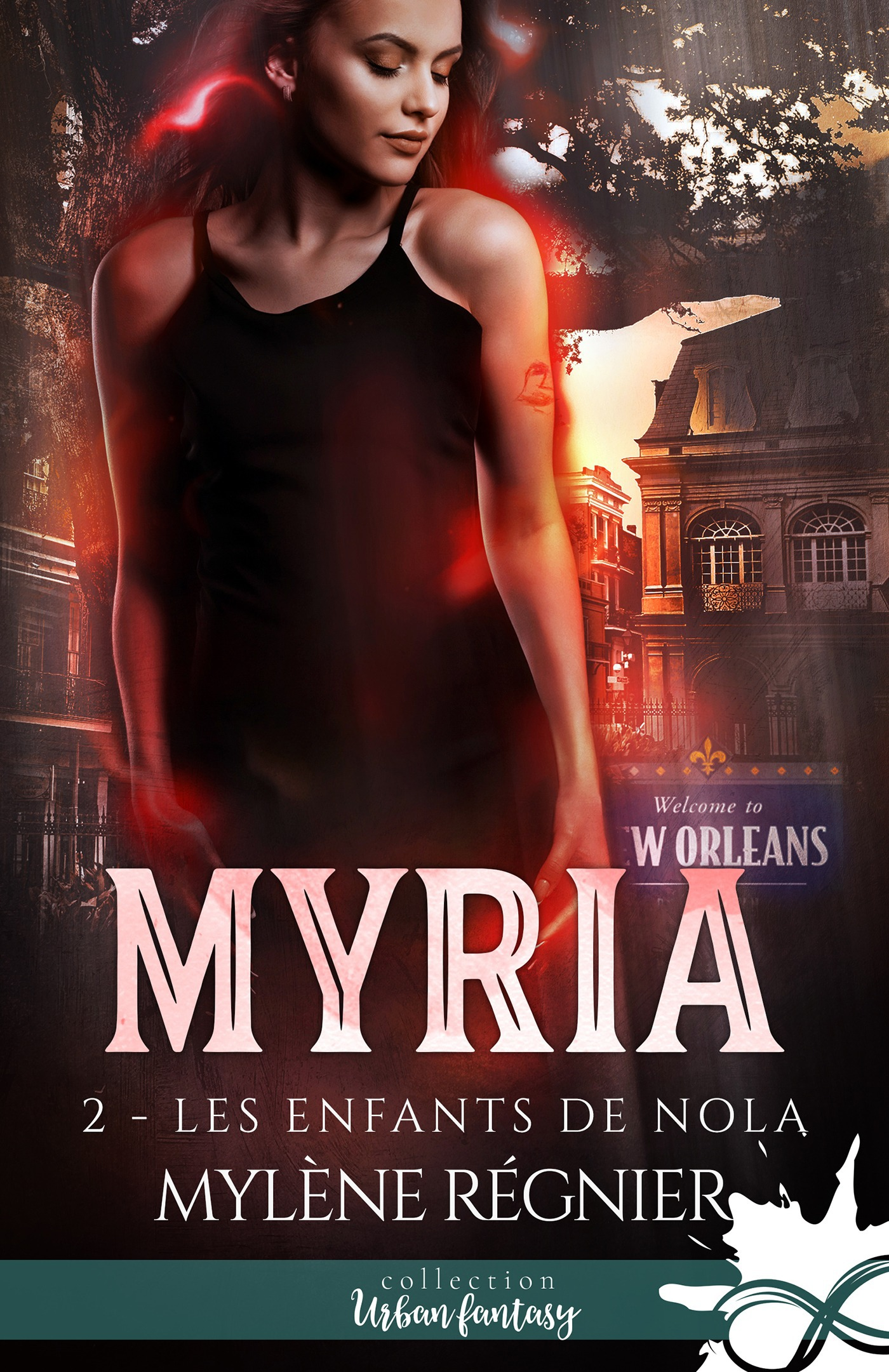 Myria t.2 ; les enfants de Nola