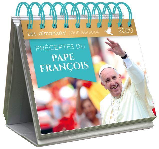 ALMANIAK PRECEPTES DU PAPE FRANCOIS (EDITION 2020)