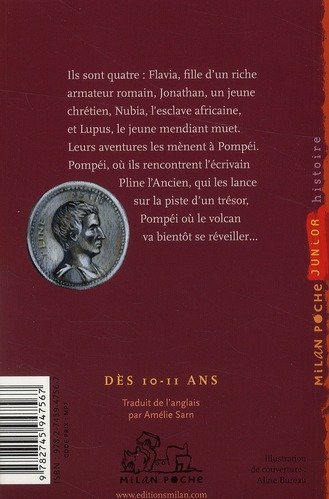 Les mystères romains T.2 ; les secrets de Pompéi