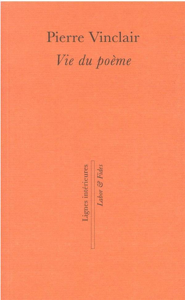 Vie du poème