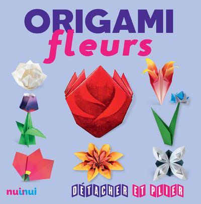 Origami ; fleurs