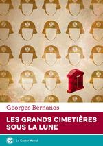 Vente Livre Numérique : Les Grands cimetières sous la lune  - Georges Bernanos